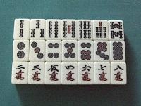 牌 チュン チャン
